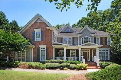 Alpharetta Single Family Home For Sale: 420 Bethany Green Cove