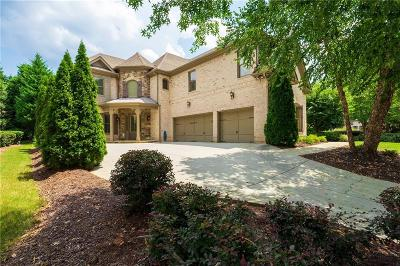Sandy Springs Single Family Home For Sale: 7933 Stratford Lane