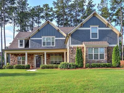 Acworth Single Family Home For Sale: 6173 Mortimer Court