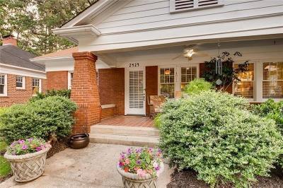 Single Family Home For Sale: 2424 Glenwood Drive NE
