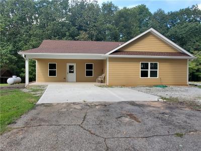 Cherokee County Single Family Home For Sale: 301 Henry Scott Road