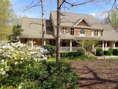 Bartow County Rental For Rent: 18 Hawks Farm Road