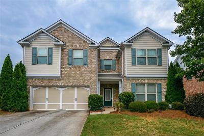 Barrow County, Forsyth County, Gwinnett County, Hall County, Newton County, Walton County Single Family Home For Sale: 2837 Peachstone Court NE