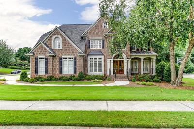 Marietta Single Family Home For Sale: 4607 Traywick Drive