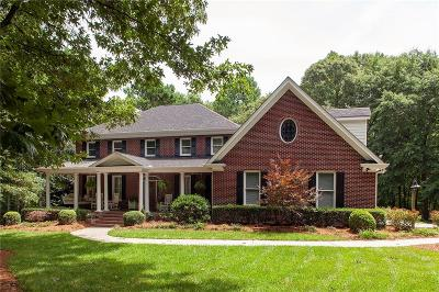 Grayson Single Family Home For Sale: 2290 Camp Mitchell Road
