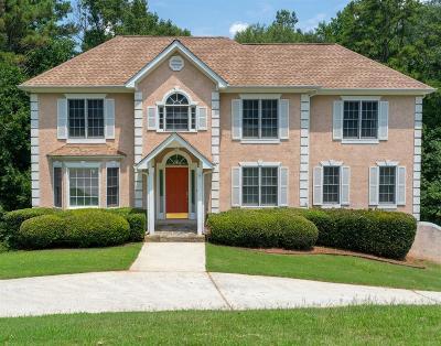 Fayetteville Single Family Home For Sale: 315 Butterfield Lane
