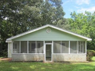 Single Family Home For Sale: 2199 Mount Vernon Road
