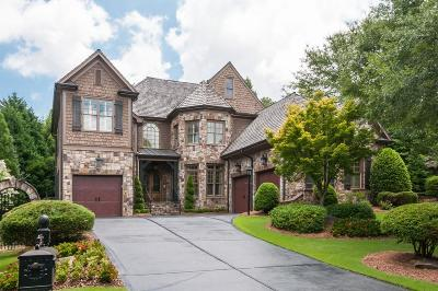 Alpharetta Single Family Home For Sale: 195 Ardsley Lane
