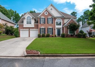 Alpharetta Single Family Home For Sale: 460 Hendron Place