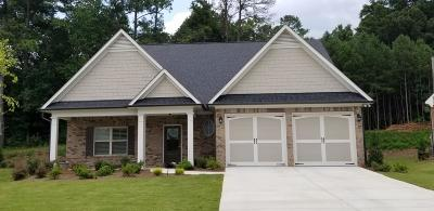 Woodstock Single Family Home For Sale: 203 Sweetbriar Club Drive