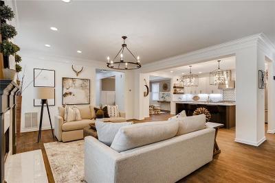Brookhaven Single Family Home For Sale: 1483 Sylvan Circle NE