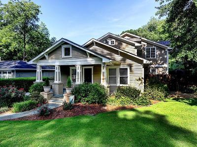Smyrna Single Family Home For Sale: 3040 Dunn Street SE