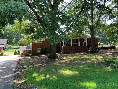 Riverdale Single Family Home For Sale: 6152 Walker Road