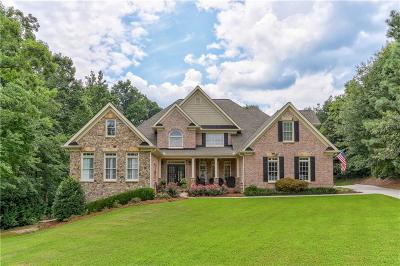 Buford Single Family Home For Sale: 3808 Darnell Creek Court