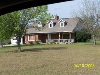 Cumming Single Family Home For Sale: 1525 Dr Bramblett Road
