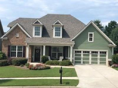 Flowery Branch Single Family Home For Sale: 6808 Bent Twig Way