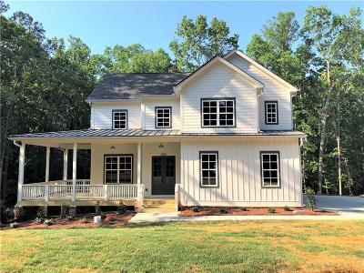 Woodstock Single Family Home For Sale: 118 Gardenia Trail