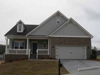 Adairsville Single Family Home For Sale: 20 Barnsley Village Drive