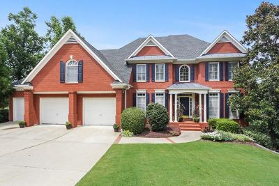 Marietta Single Family Home For Sale: 4631 Murphy Mill Court
