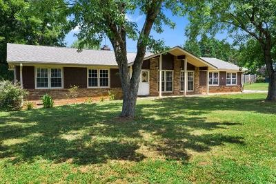 Cartersville Single Family Home For Sale: 30 Benham Circle