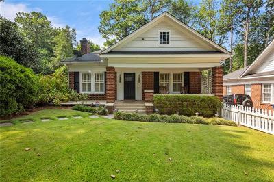 Single Family Home For Sale: 15 East Drive NE
