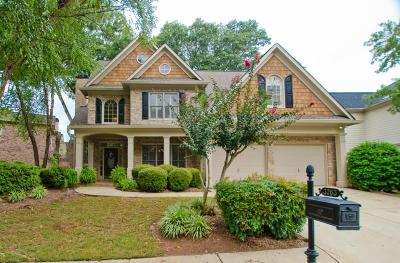 Smyrna Single Family Home For Sale: 3263 Millwood Trail