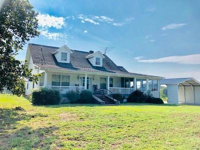 Sugar Valley Single Family Home For Sale: 677 Hill City Road NW