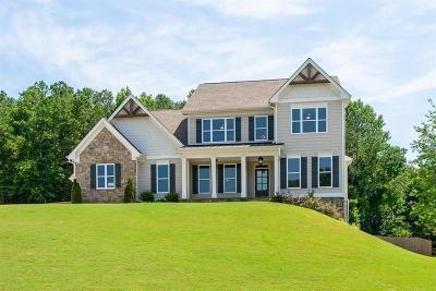 Powder Springs Single Family Home For Sale: 110 Catesby Road