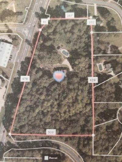 Cumming Residential Lots & Land For Sale: 3725 Post Road