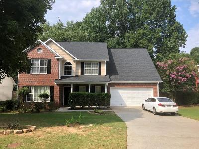 Suwanee Single Family Home For Sale: 3684 White Sands Way
