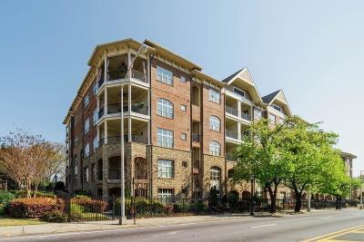 Midtown Condo/Townhouse For Sale: 625 Piedmont Avenue NE #1027