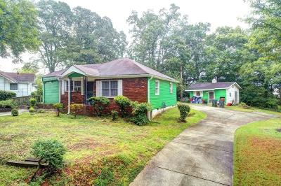 Norcross Single Family Home For Sale: 329 Autry Street