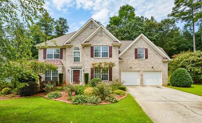Douglasville GA Single Family Home For Sale: $279,000