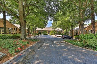Brookhaven Condo/Townhouse For Sale: 3650 Ashford Dunwoody Road NE #923