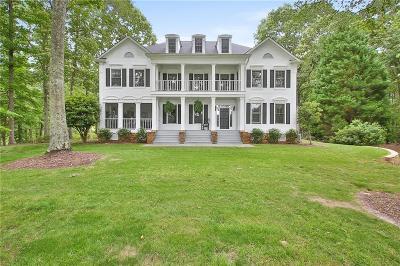 Fayetteville Single Family Home For Sale: 1023 Sandy Creek & Lake Road
