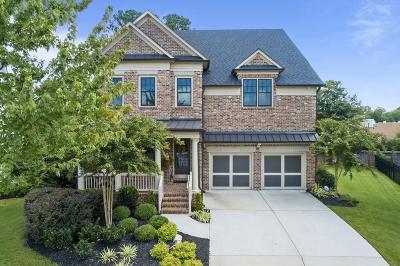 Marietta Single Family Home For Sale: 4924 Kentwood Drive