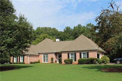 Alpharetta Single Family Home For Sale: 145 Springfield Creek Road
