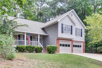 Kennesaw Single Family Home For Sale: 2973 Edenberry Lane NW