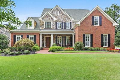 Peachtree Corners, Norcross Single Family Home For Sale: 4350 Loblolly Trail