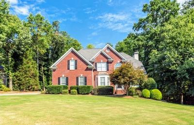Buford Single Family Home For Sale: 4065 Bartlett Ferry Cove