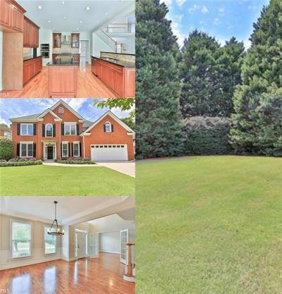Peachtree Corners Single Family Home For Sale: 3470 Grove Park Drive