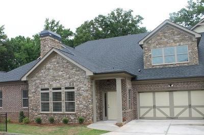 Cobb County Condo/Townhouse For Sale: 3180 Gracie Lane