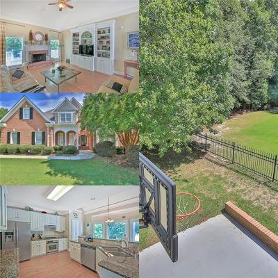 Loganville Single Family Home For Sale: 131 Tara Boulevard