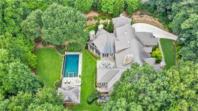 Sandy Springs Single Family Home For Sale: 5020 Jett Road