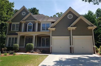 Dacula Single Family Home For Sale: 3348 Terrace Hedge Place