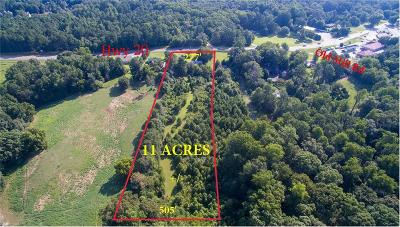 Canton Residential Lots & Land For Sale: 11178 Cumming Highway