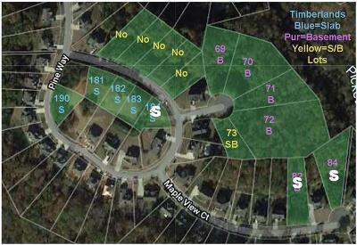 Paulding County Residential Lots & Land For Sale: 00 Pine Creek Court