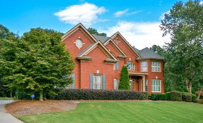 Alpharetta Single Family Home For Sale: 545 The Hermitage Drive
