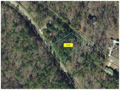 Pickens County Commercial For Sale: 00 Cove Road