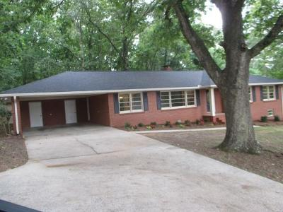 Cartersville Single Family Home For Sale: 877 Sugar Valley Road SW